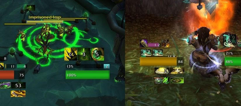 New WeakAuras for Brewmaster and Vengeance