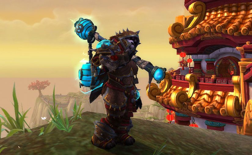 Mage Tower Tank Challenge | Kruul | The Highlord's Return – Brewmaster Monk
