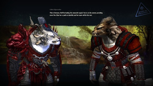 Guild Wars 2: An Interesting Relationship with Femininity