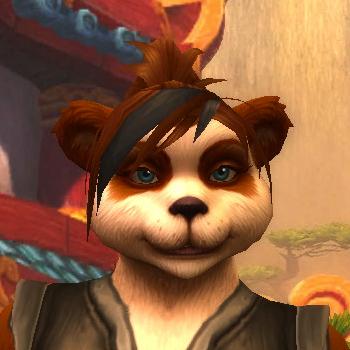 New Female Pandaren Customization Sunnier S Art Of War
